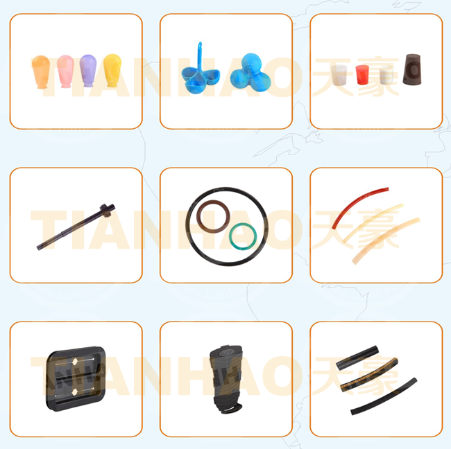 Rubber products - nanjing tianhao rubber sheet co., ltd